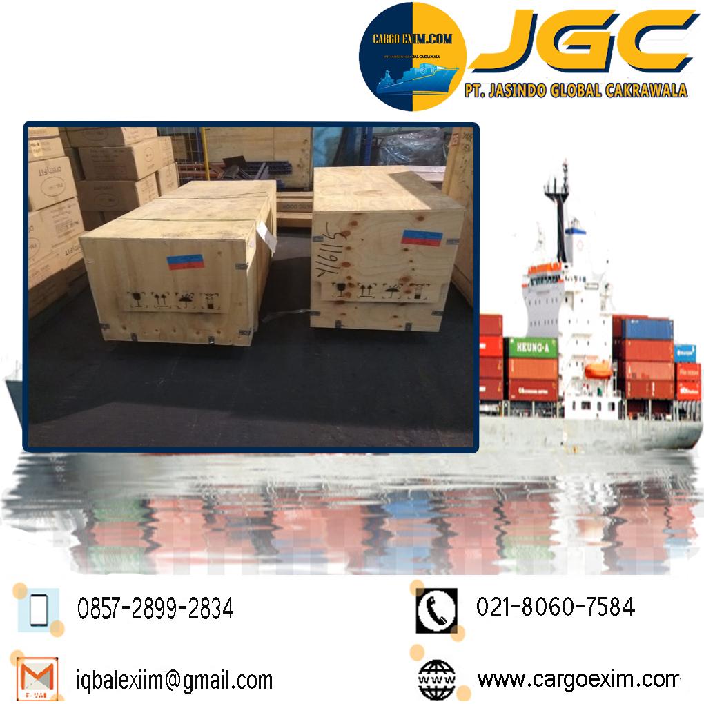Cargo Exim bergerak di bidang Jasa Import Resmi Dan import door to door International untuk kepengurusan Import kepada Bea Cukai wa. 0857-2899-2834