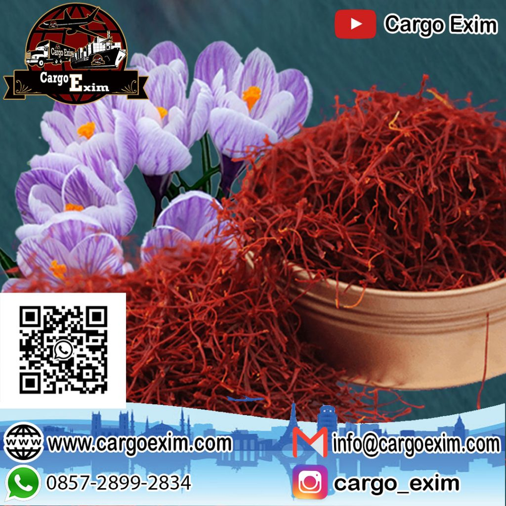 Jasa Import Borongan Saffron