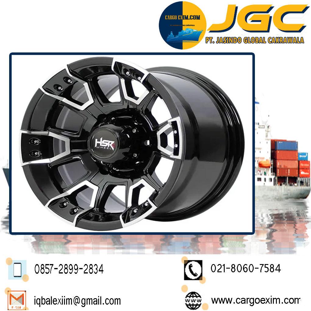 Cargo Exim bergerak di bidang Jasa Import Resmi Sparepart Velg Mobil International untuk kepengurusan Import Sparepart kepada Bea Cukai wa 0857-2899-2834