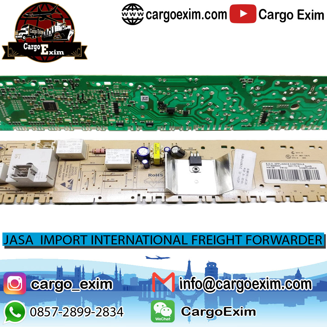 JASA IMPORT BORONGAN ALL IN MODUL ELEKTRONIK | CARGO EXIM