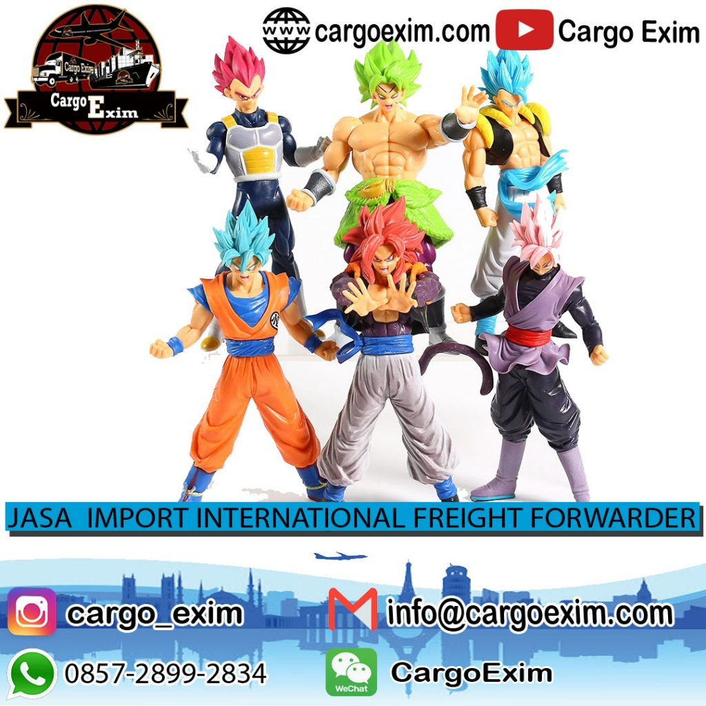 JASA IMPORT ACTION FIGURE | CARGO EXIM